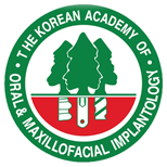 The Korean Academy of Oral & Maxillofacial Implantology Logo